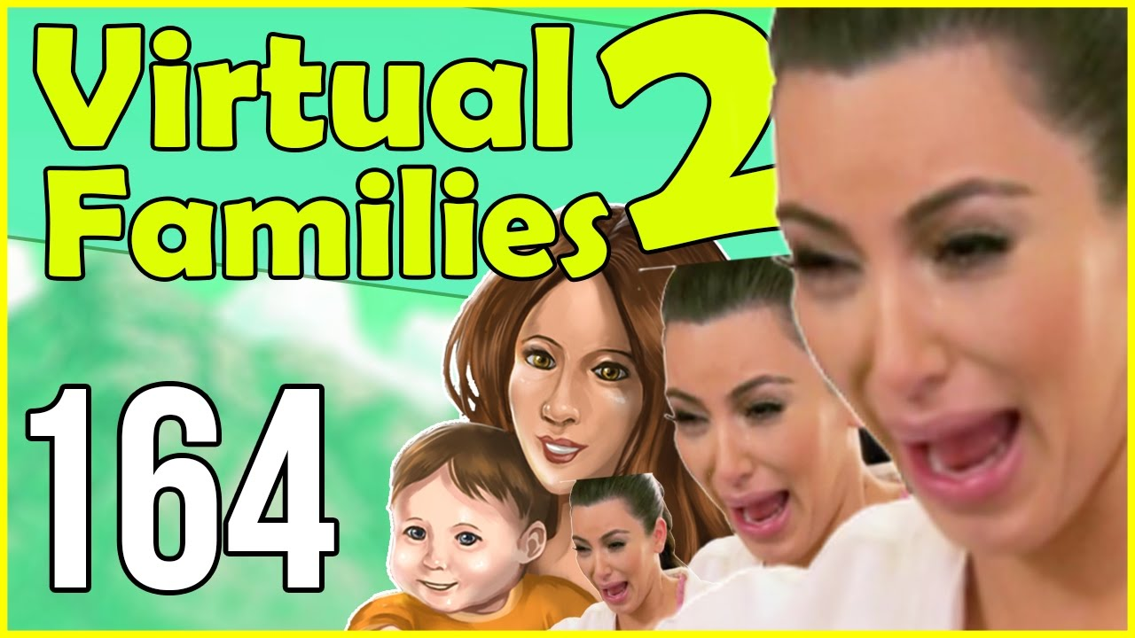 Let's Play Virtual Families 2!   Part 164   THE PETS ARE EVIL!
