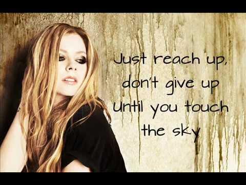 Avril Lavigne - Fly (Lyrics)