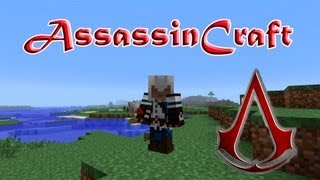 Обзор мода minecraft Assassin's Creed (AssassinCraft) #37
