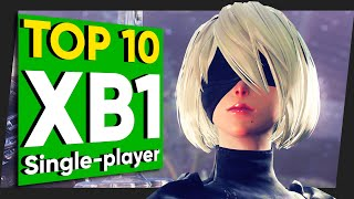 Top 10 Xbox One Singleplayer Games Of All Time | Whatoplay