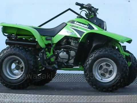Kawasaki Mojave 250 2002 - YouTube