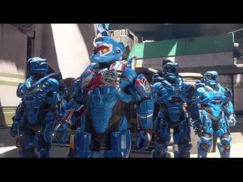 HALO 5 GUARDIANS Multiplayer Gameplay 03-26-16 - Arena's Sla