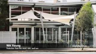 Outdoor Structures And Shade Sails By Wayoung.com.au
