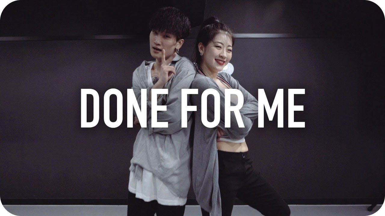 Download Done For Me - Charlie Puth Ft  Kehlani / Youjin Kim
