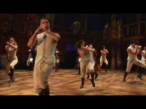 Broadway Launch 2017  HAMILTON