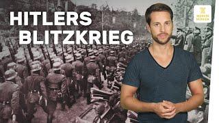 Beginn des Zweiten Weltkriegs | Geschichte Hitlers Blitzkrieg