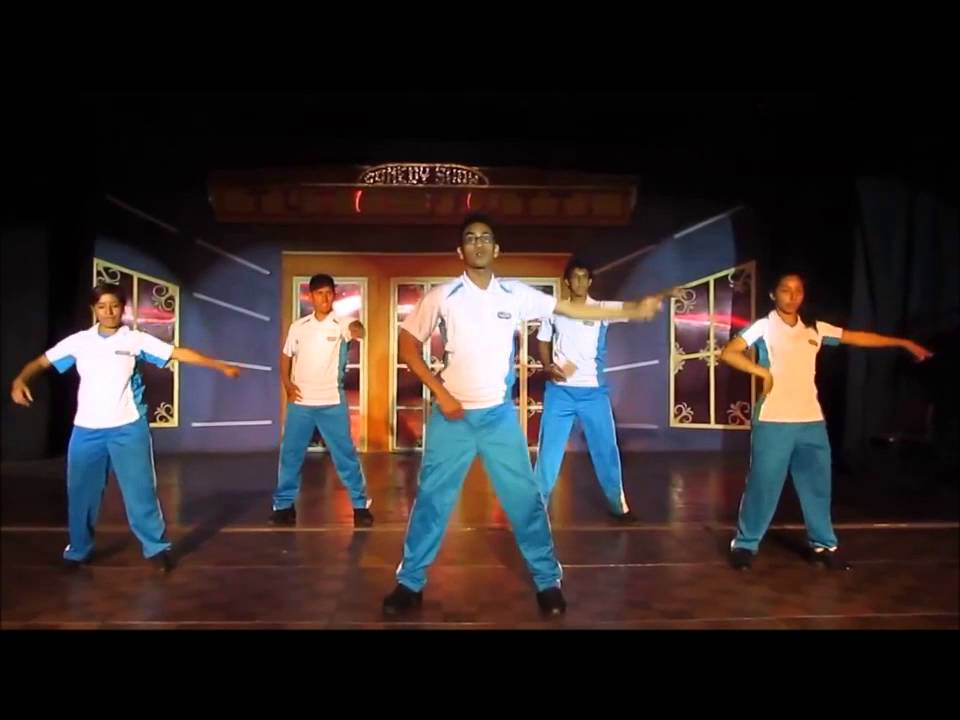 6440db8de coreografia YMCA nueva - YouTube