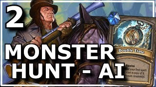 Hearthstone - Best of Monster Hunt & AI 2