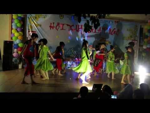 vũ điệu gà rừng (YTCC13 YDS)