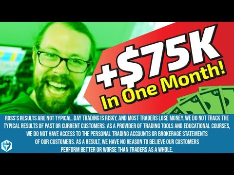 Trading Recap: +$75K In One Month!