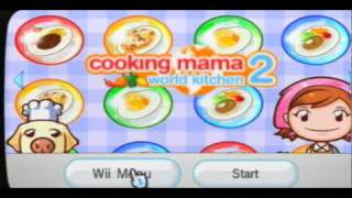 Play 20 preloaded Wii games on Wii main menu directly.