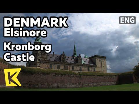 【K】Denmark Travel-Elsinore[덴마크 여행-헬싱괴르]크론보르 성/Kronborg Castle/Hamlet/Holger Danske/Shakespeare