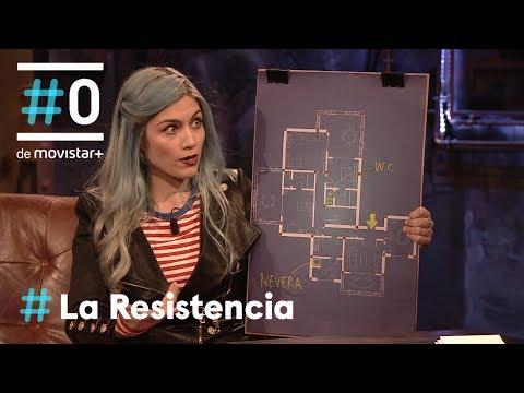 LA RESISTENCIA - Ter y el ático de Ignacio González | #LaResistencia 06.02.2018
