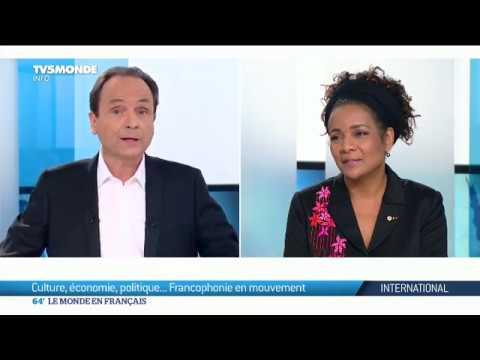 International: Culture, économie, politique, Francophonie en mouvement