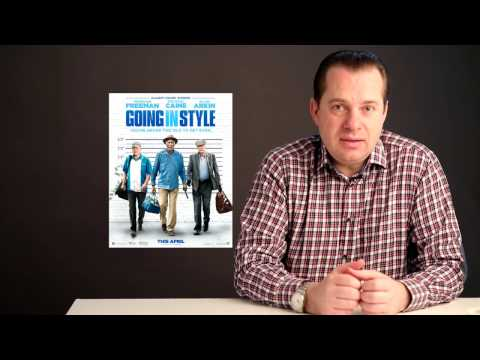 Going in Style / Jaf cu stil (2017) - Movie Reviw / Recenzie film