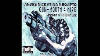 Andre Nickatina & Equipto - caught in a verse (Instrumental) + Download