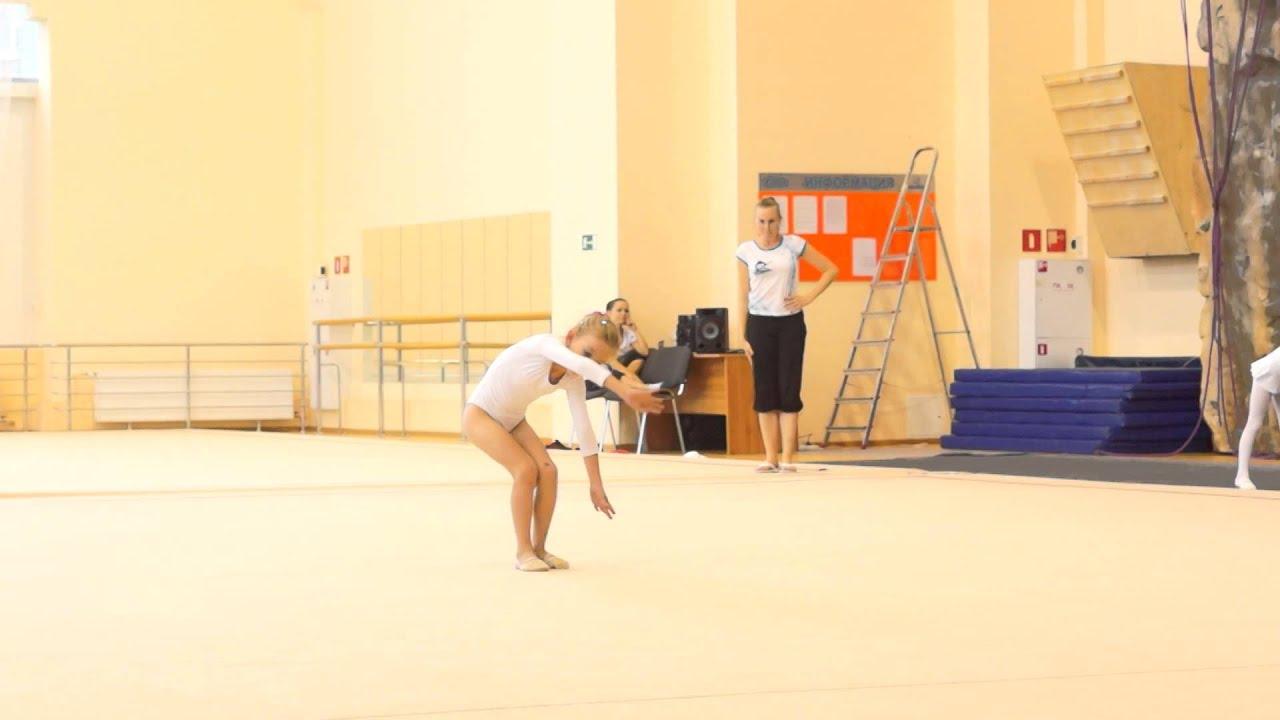 художественная гимнастика Салават