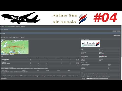 Let´s Play Airline Sim: Air Russia #04