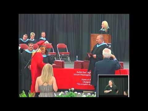 2015 Bullitt East High School Graduation