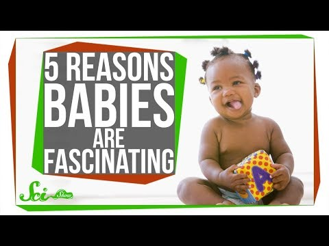 Why Babies Are (Scientifically) Amazing