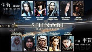 שינובי (2005) Shinobi: Heart Under Blade