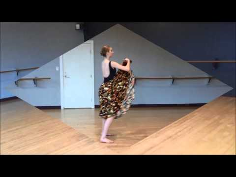 2016 Cassidy Chalk Audition for Alberta Contemporary