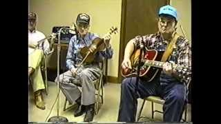 Jam Session and Dance at Wien, MO (clip #7) Pete McMahan playing White Rose Waltz