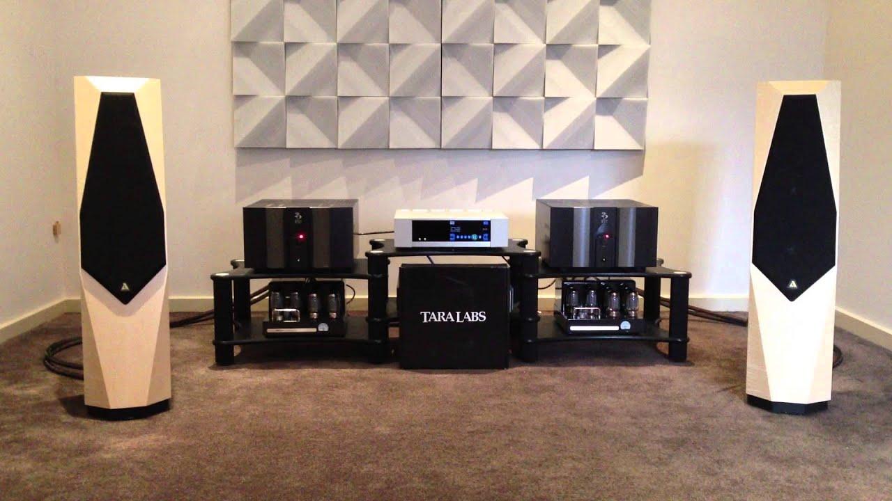 Bully Sound Bsc 100m Class A Tara Labs Avalon Acoustics