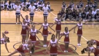 Mary Clarke Carter SBA Cheerleader competition