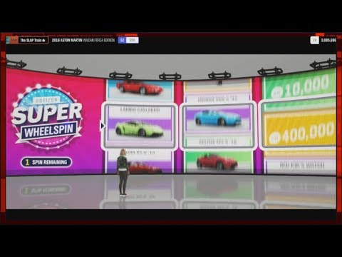 Forza Horizon 4 - Opening 10 WHEELSPINS - THEY TOOK MY PRIZE AWAY!! | SLAPTrain thumbnail