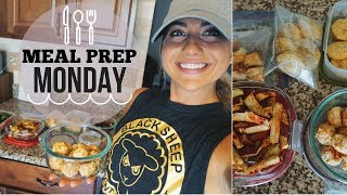 MEAL PREP MONDAY: How I Plan Out Weekly Meals 📝