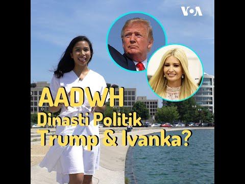 Ada Apa Dengan White House: Dinasi Politik Donald Trump Dan Ivanka?