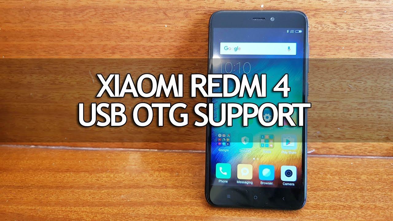 Xiaomi Redmi  Usb Otg Support Techniqued