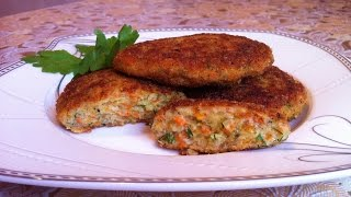 Рыбные Котлеты / Котлеты из Рыбы / Fish Cutlets / Очень Простой Рецепт (Вкусно и Быстро)