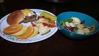 Turkey Burgers With Goat Cheese Cooking With Tonezilla