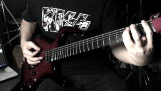 Avenged Sevenfold - Buried Alive (Guitar Cover) - Stafaband