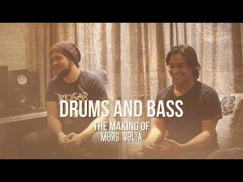 The Making of Mors Volta - Jack The Joker - Part 1: Drums and Bass