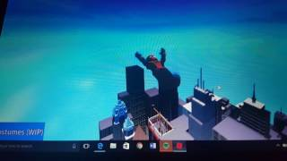 BE SPIDERMAN Game On ROBLOX