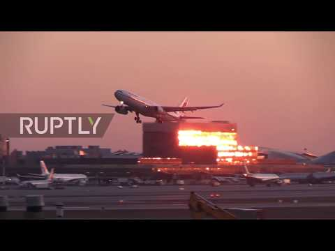 Russia: Moscow resumes direct flights to Egypt after two year suspension
