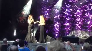 "Lisa Kelly and Chloe Agnew ""For Good"""