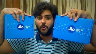 JIO GigaFiber Broadband and Hybrid Set Top Box Review