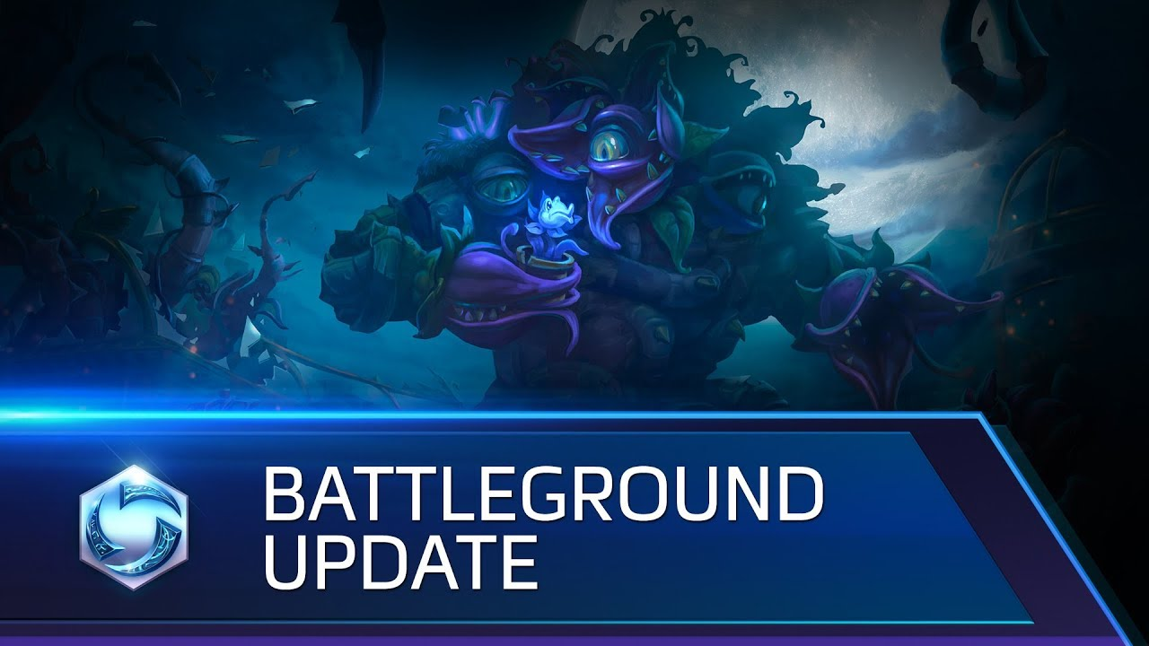 Heroes of the Storm PTR - Patch Notes Viewer