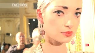 ARIANE CHAUMEIL Couture Jewerly Spring 2019 Paris - Fashion Channel