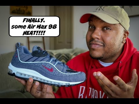 Nike Skepta Air Max 97 + Big Feet Struggles