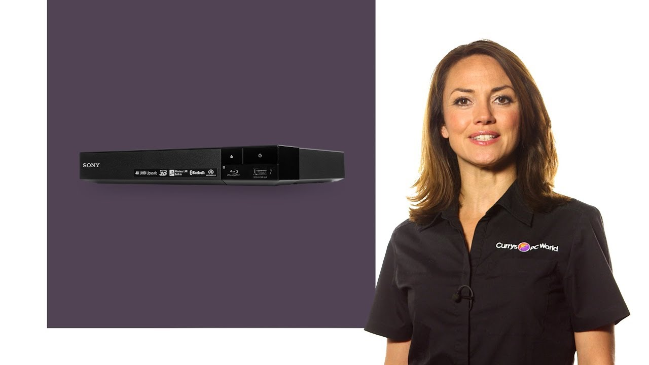 Sony BDP-S6700 Smart Blu-ray & DVD Player   Product Overview   Currys PC  World