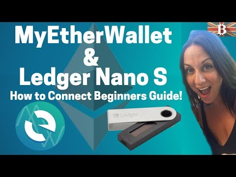 Connect MyEtherWallet (MEW) to Ledger Nano S Tutorial: How To Guide