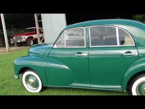 Morris Oxford MO 1952