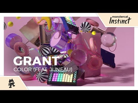 Grant - Color (feat. Juneau) [Monstercat Lyric Video]