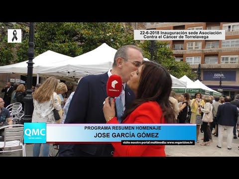 Jose García la lucha en el recuerdo