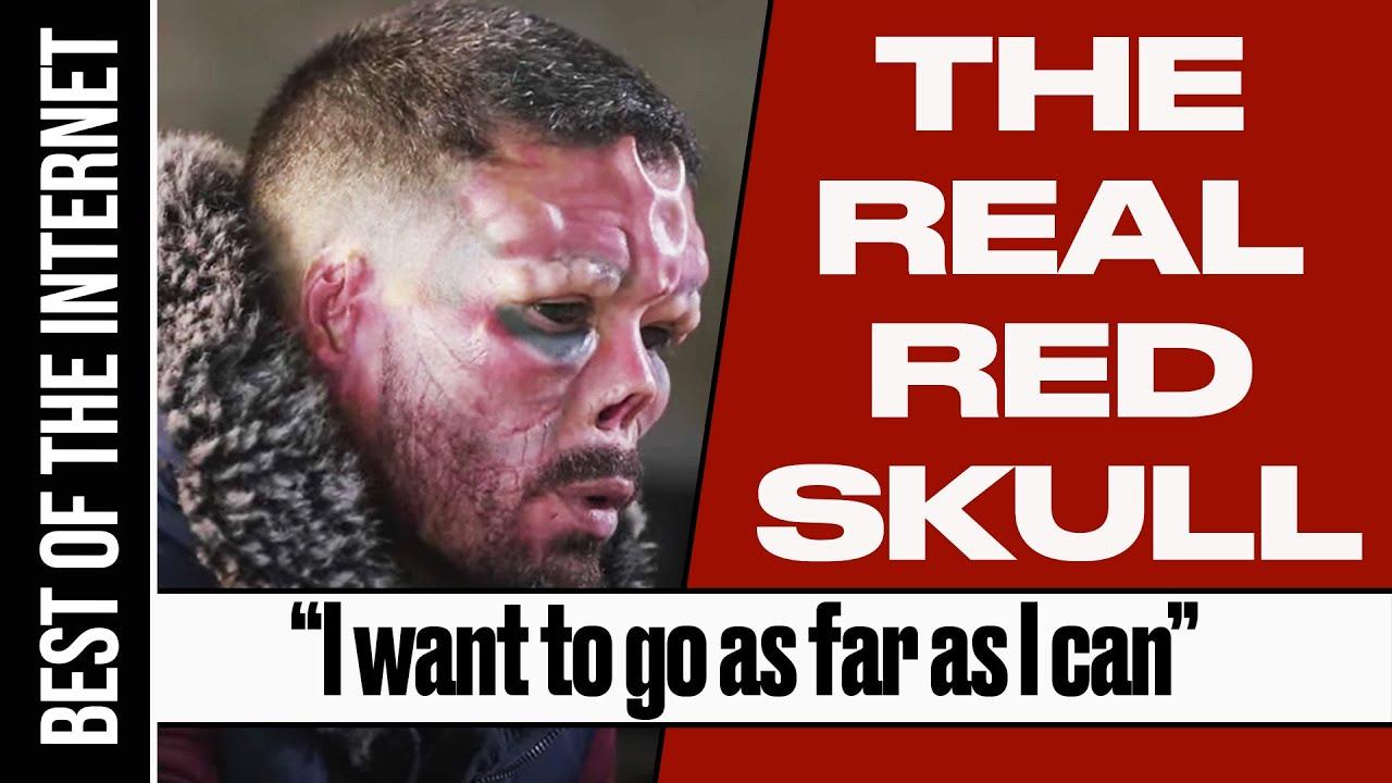 The Real Red Skull | LADbible Originals